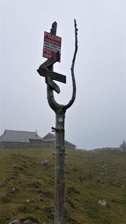 ways Velika Planina Slovenia