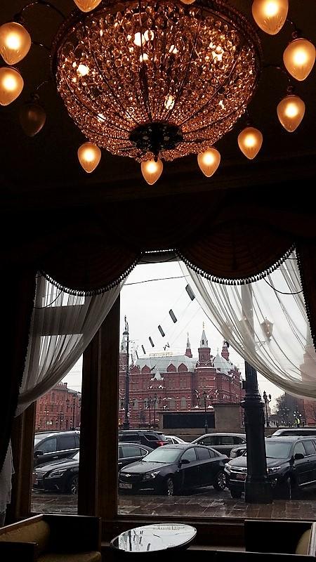 vue sur kremlin hotel national moscou