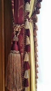 rideaux baroque mouscou
