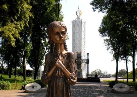 sculpture commemorative kiev