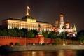 Kremlin-night-Moscow