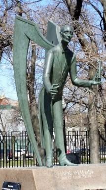 Mikhail Chemyakin sculpture (1)