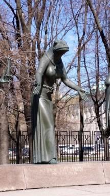 Mikhail Chemyakin sculpture (2)