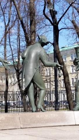 Mikhail Chemyakin sculpture (3)