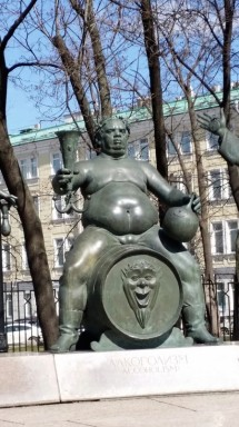 Mikhail Chemyakin sculpture (4)