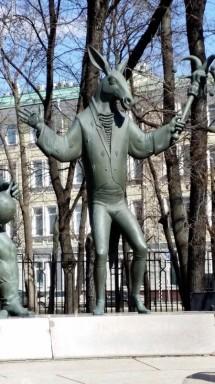 Mikhail Chemyakin sculpture (5)