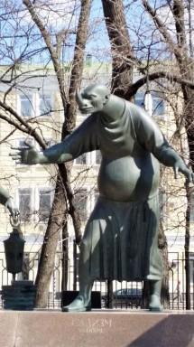 Mikhail Chemyakin sculpture (9)