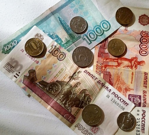 monnaie rouble russe