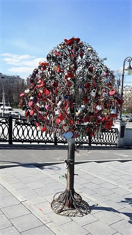 love cadenas à moscow