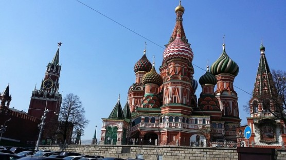 besilic on red square