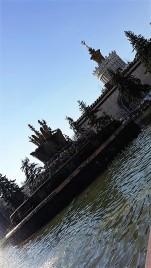 moscou fontaine