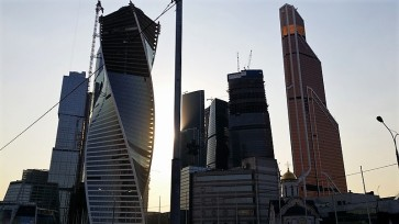 business area moscow