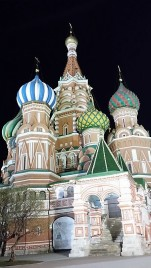 Cathedrale de Moscou