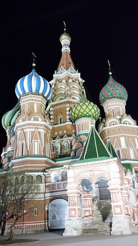 Cathedrale de Moscou