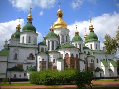 St._Sophia's cathedrale kiev