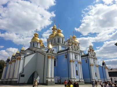 gopro kiev cathédrale