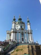 cathedrale à kiev