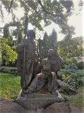 statue de kiev