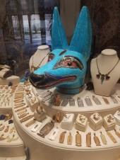 anubis bijoux agyptiens