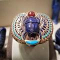 scarabée bijou egyptien