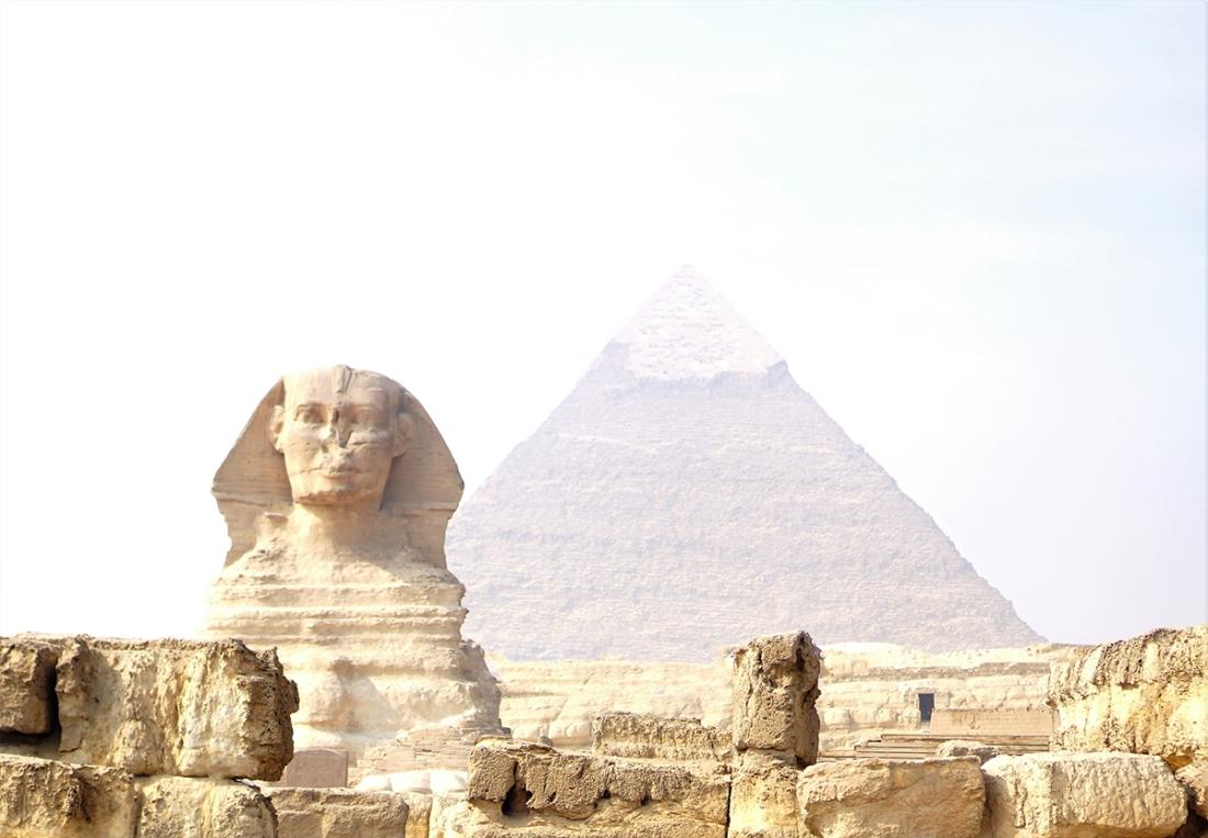 le caire pyramides et sphinx gizeh egypte (10)