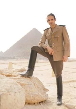 agatha christie pyramides de gizeh cairo egypt