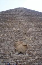entrée pyramides de gizeh cairo egypt
