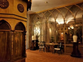 interieur historique mena house hotel egypte