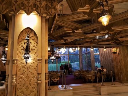 bar reception mena house hotel egypte