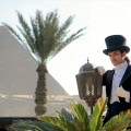 1920 gentleman mena house hotel egypte