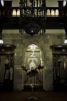 hall entrance mena house