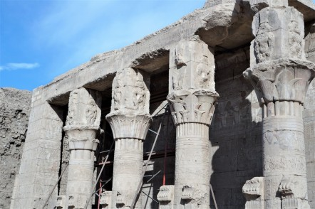 temple edfou et kom ombo egypte vintage (1)