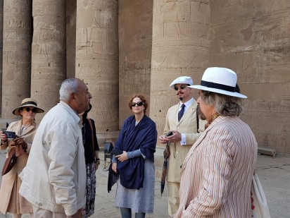 temple edfou et kom ombo egypte vintage (10)