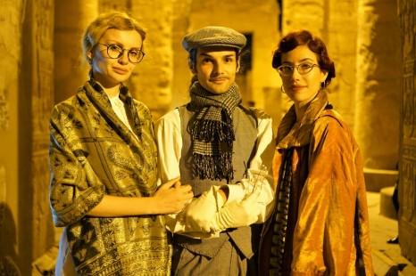 temple edfou et kom ombo egypte vintage (26)