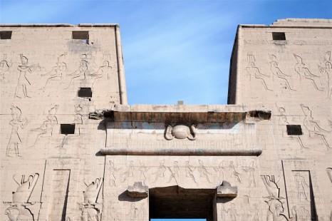temple edfou et kom ombo egypte vintage (3)