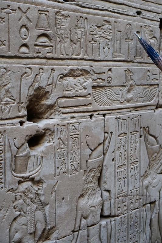 temple edfou et kom ombo egypte vintage (9)