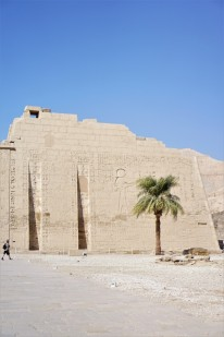 temple million d'annee ramses III - medinet habou egypte antique (1)
