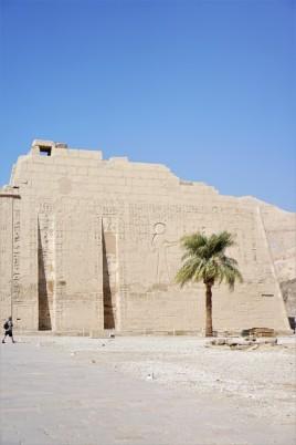 temple million d'annee ramses III - medinet habou egypte antique (1)
