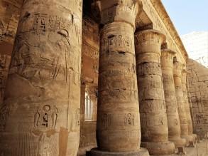 temple million d'annee ramses III - medinet habou egypte antique (14)