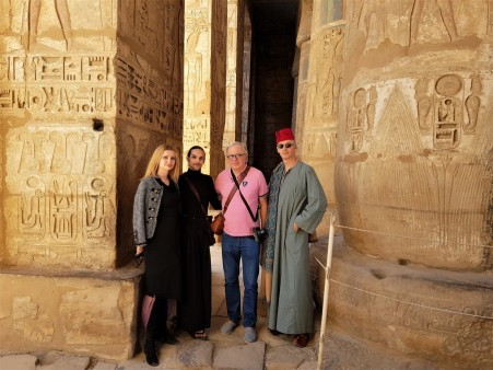 temple million d'annee ramses III - medinet habou egypte antique (16)