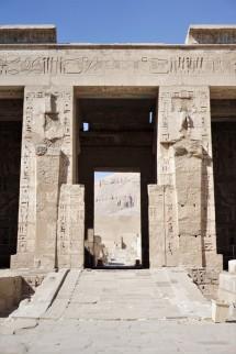temple million d'annee ramses III - medinet habou egypte antique (3)