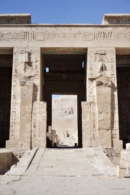 temple million d'annee ramses III - medinet habou egypte antique (3)