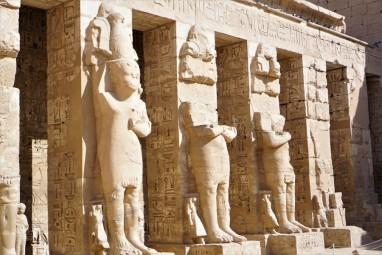 temple million d'annee ramses III - medinet habou egypte antique (6)