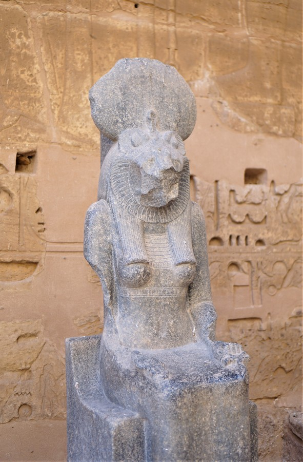 temple million d'annee ramses III - medinet habou egypte antique (9)