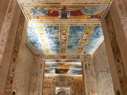 vallee des rois et temple hatshepshut egypte voyage (20)