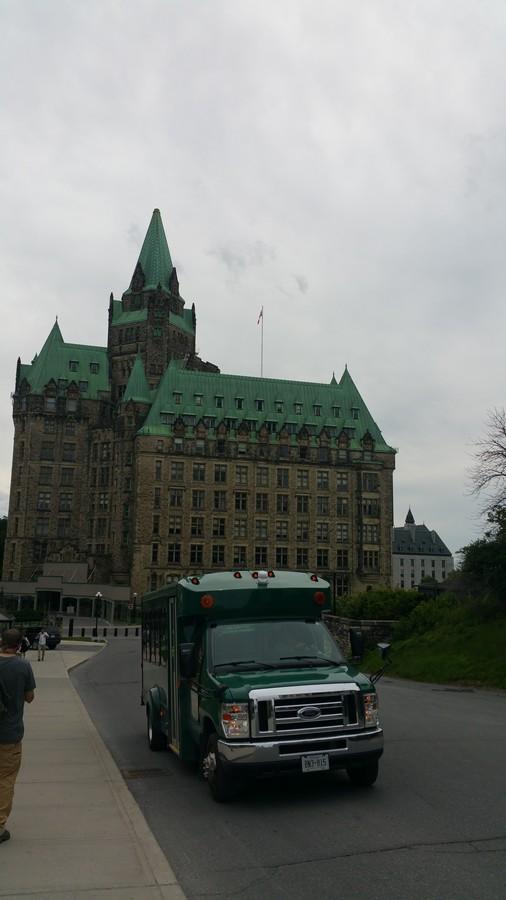 parlement ottawa neo-gothique
